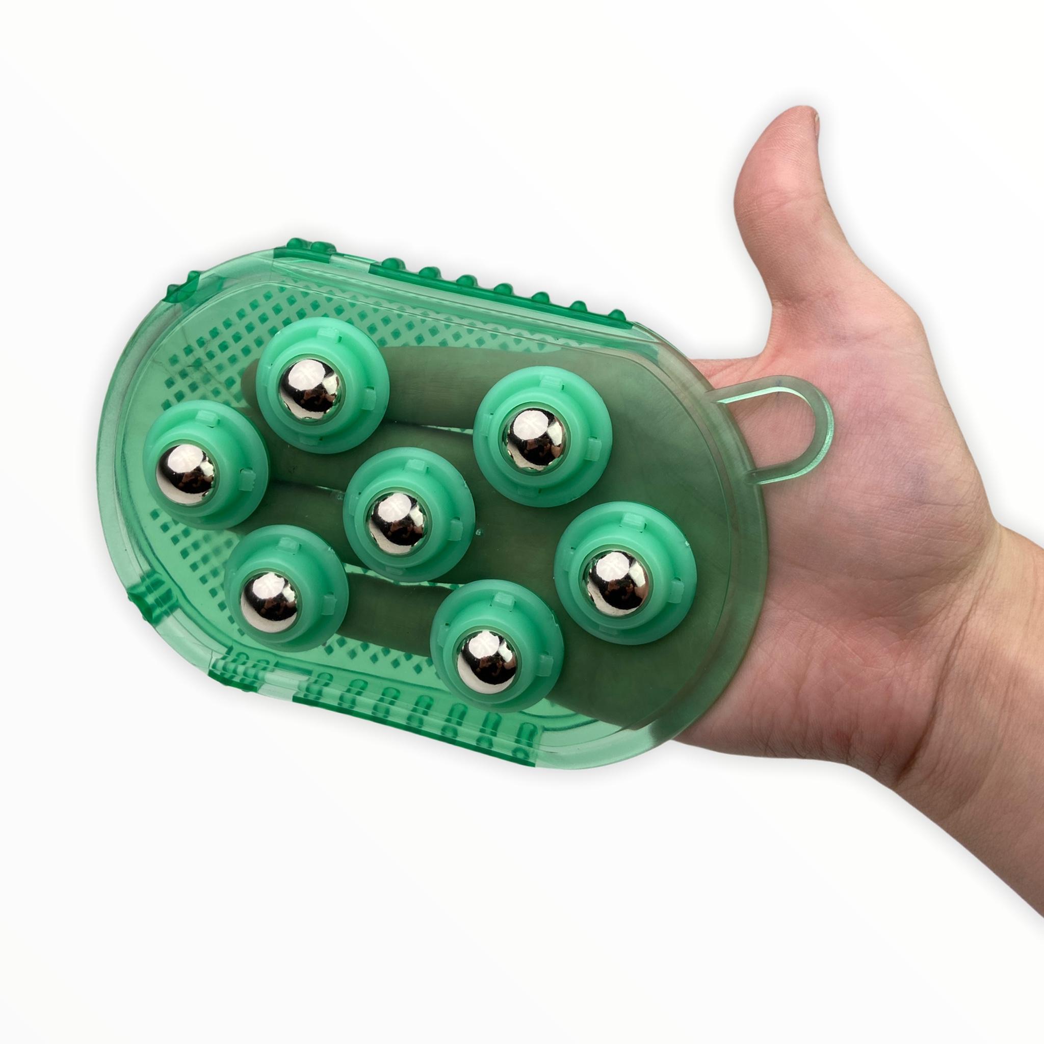 Solutions Contour Body / Neck Massager & Exfoliator