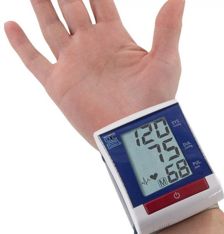 Wrist Cuff Blood Pressure Moni...