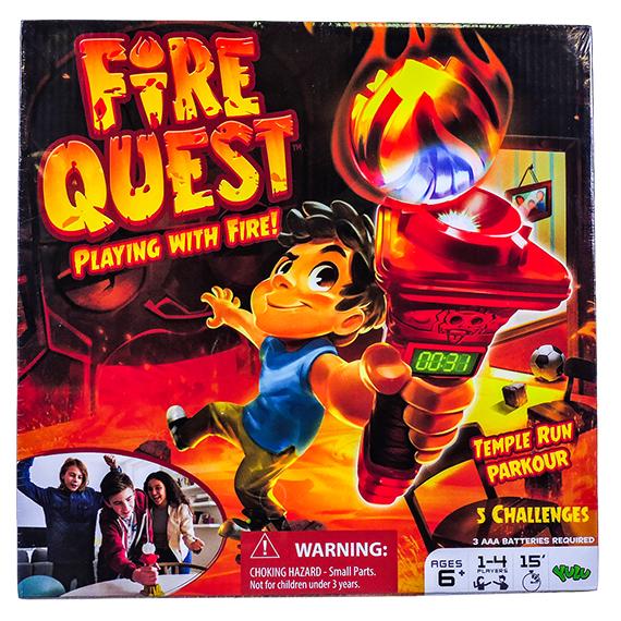 $14.99 (reg $30) Fire Quest Ga...