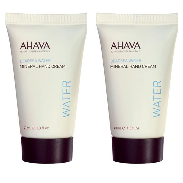 2 PACK Ahava Dead Sea Mineral.