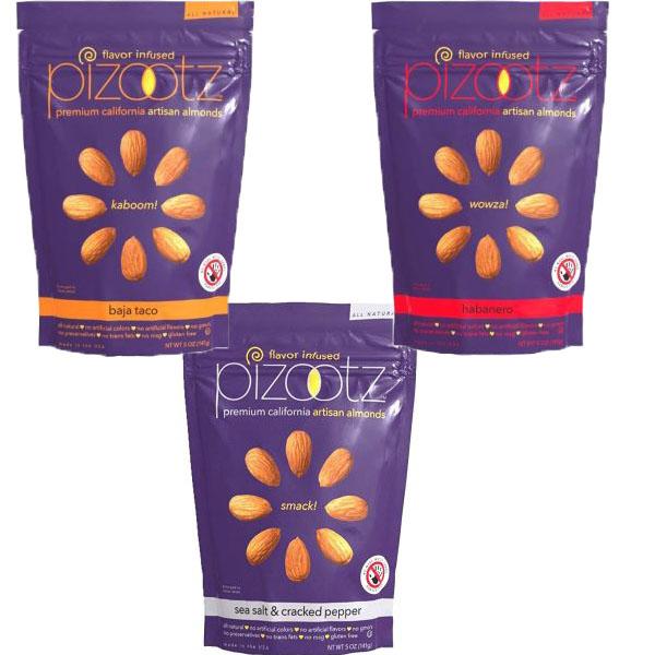 $4.99 (reg $13) Pizootz Flavor...