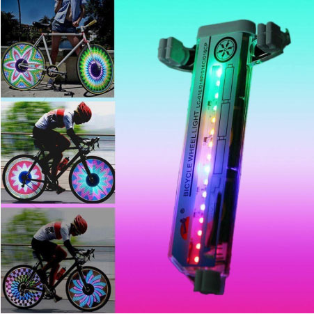 Bike Spoke Light with 32 LEDs