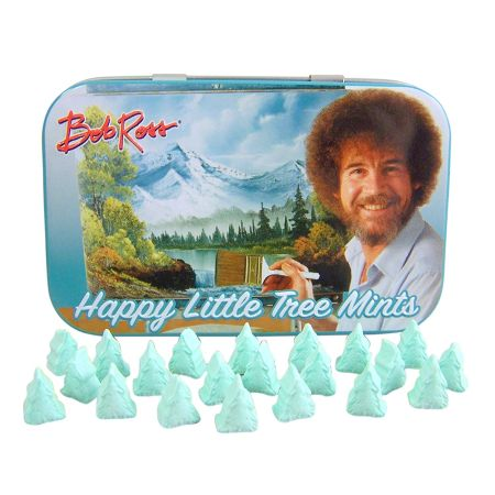$4.49 (reg $8) Bob Ross Happy.