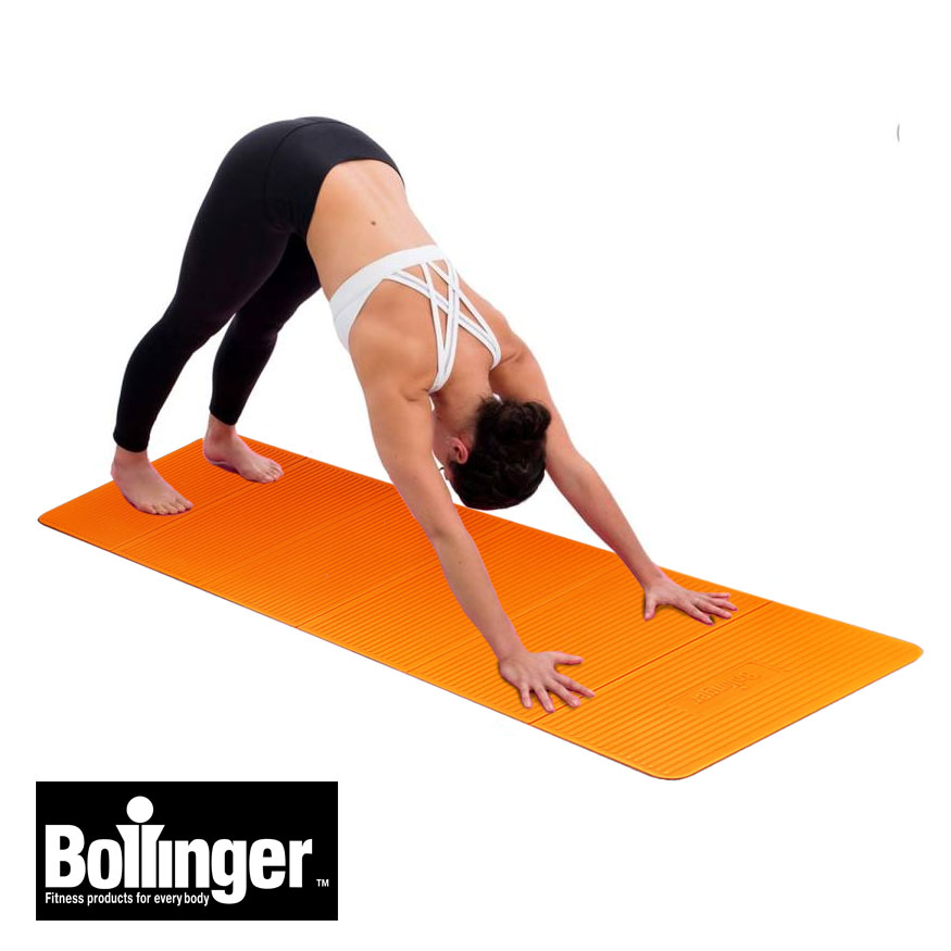 $12.49 (reg $25) Folding 6 Foot Fitness Anti-Slip Travel Mat by Bollinger
