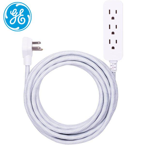 $12.49 (reg $25) GE 3-Outlet 1...