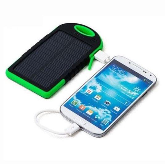Dual USB Waterproof Solar Cell...