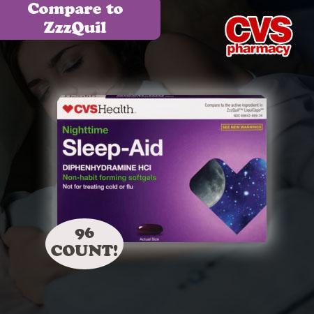 $6.99 (reg $13) CVS Health Nig...