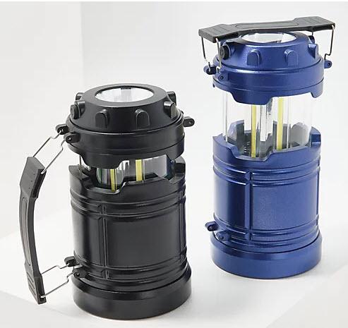 4-Pack Popup Lantern Flashlights