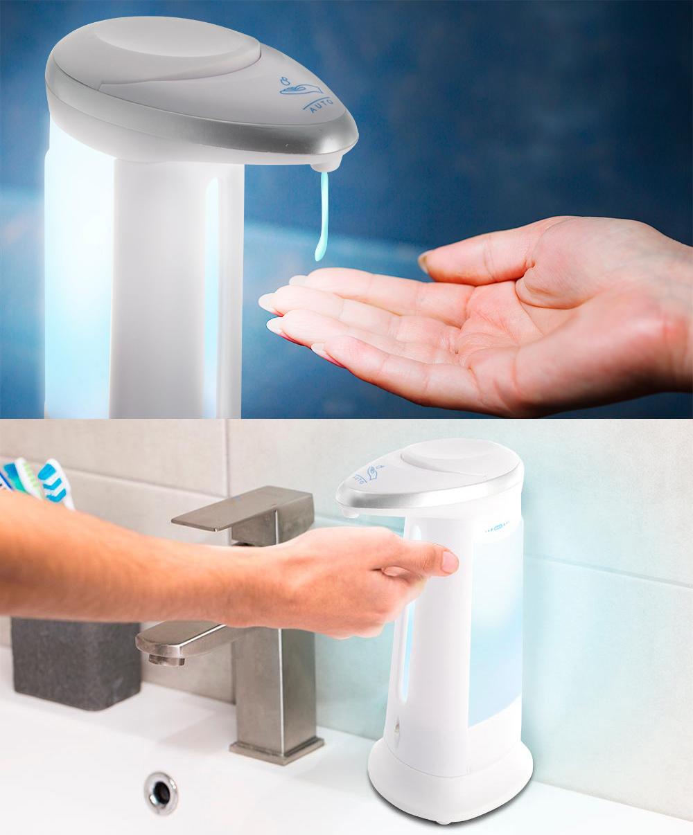 Touch Free Automatic Sanitizer Dispenser