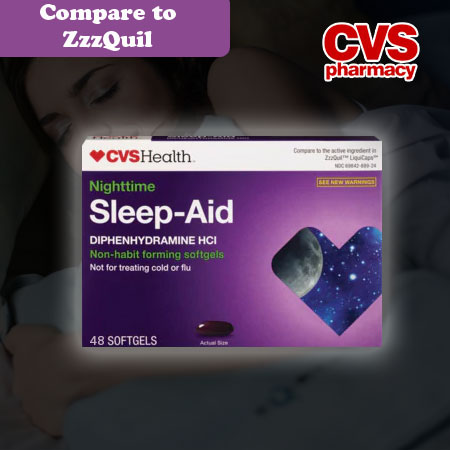 $5.99 (reg $13) CVS Health Nig...
