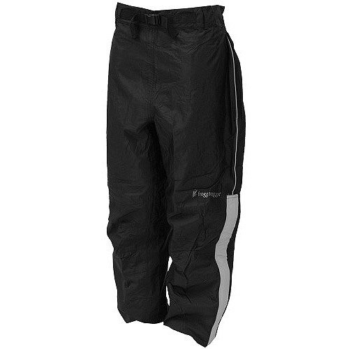 Frogg Toggs Waterproof Pants With Silver Reflective Strip