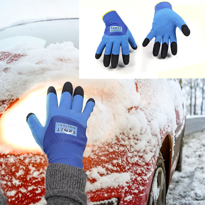 THESE ARE AWESOME! SEE THE VIDEO! YES, it's VERY early for these, but they WILL sell out! Ice Busters Double Insulated Winter-Proof Gloves - Perfect for dealing with the Winter muck! Folks, these are AWESOME! See the video! You will be SO, SO, SO glad you ordered these! Order 2 or more for only $8.99 each! THESE ARE $25 AND UP AT YOUR BIG BOX HARDWARE STORES! (These were VERY hard to keep in stock last Winter, so think about ordering them now while available!) - SHIPS FREE!