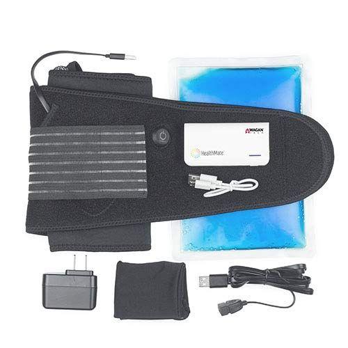 HealthMate Active Heat Cordless USB Powered Back Heating Wrap