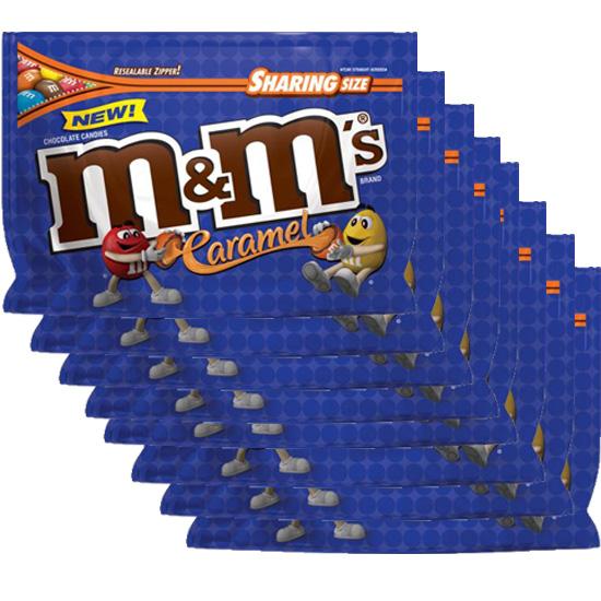 $19.99 (reg $40) 8 Bags of M&a...
