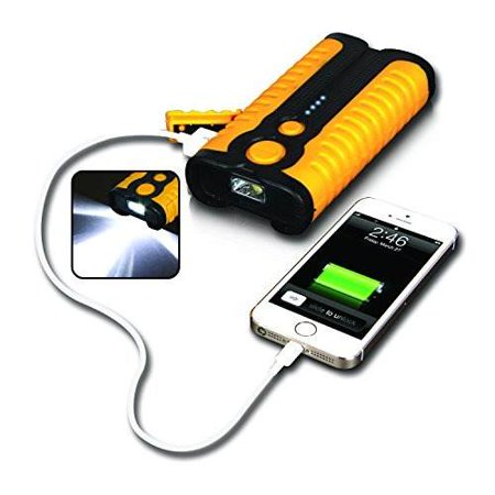 $11.99 (reg $45) Pilot Waterproof and Shockproof Ultra Rugged Power Bank