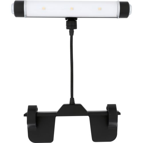 INSANE $5.99 DEAL! Wireless Rite Lite 6-LED Gooseneck Picture Light - Also makes a great headboard light!  - SHIPS FREE!