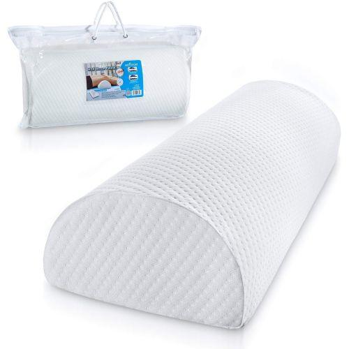 Memory Foam Bolster / Side Sleeper Knee Pillow