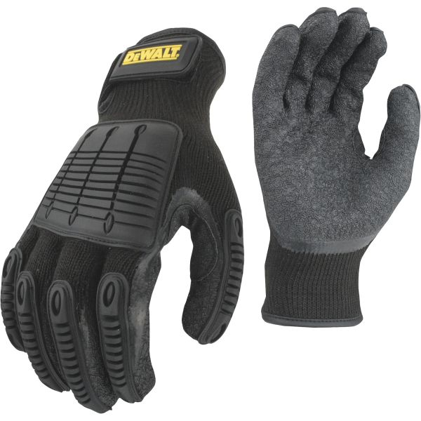 DeWalt Men's Impact Guard Hybrid Work Gloves