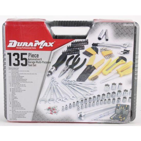 Dura Max 135 Piece Tool Set Wi...