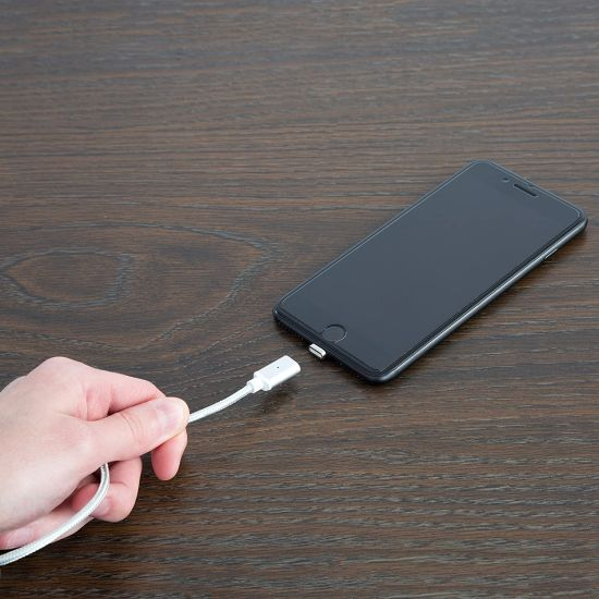 FLASH SALE! - UNIVERSAL Magnetic Charging Cable - Works with iPhone, USB-C and Micro USB devices! - Order 3 or more and SHIPPING IS FREE!