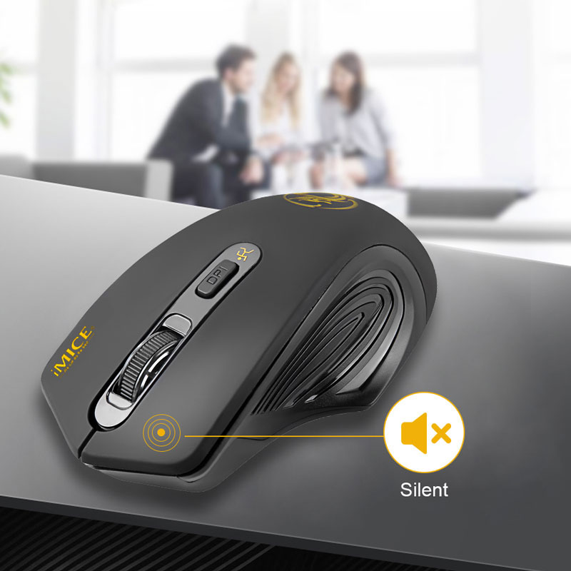 FLASH SALE - NEW Wireless 'Silent Click' Ergonomic Computer Mouse - No more wires AND no more noisy click click click! Order 2 or more and SHIPPING IS FREE! LIMIT 3 PER CUSTOMER - BONUS: Grab your phone and txt the word SECRET to 88108 for access to our SECRET DEALS!