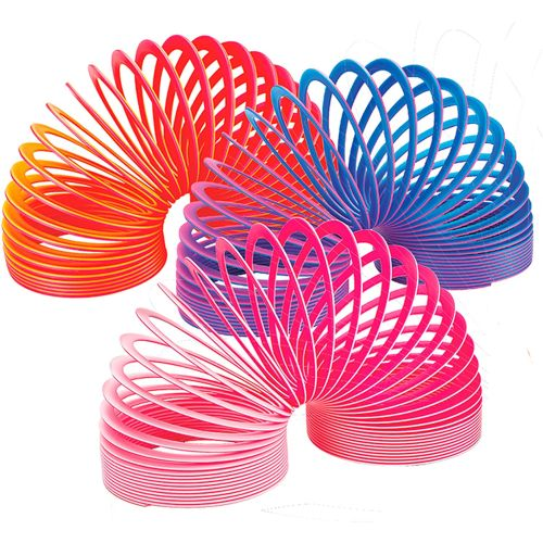 2-Pack Slinky Jr. Spring Toy