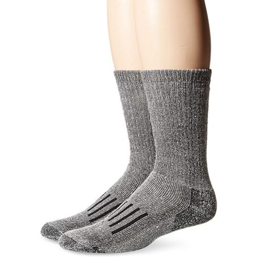 $5.49 (reg $15) Merino Wool Cushion Crew Socks with Moisture Wicking Fibers by PowerSox (a Gold Toe brand)!