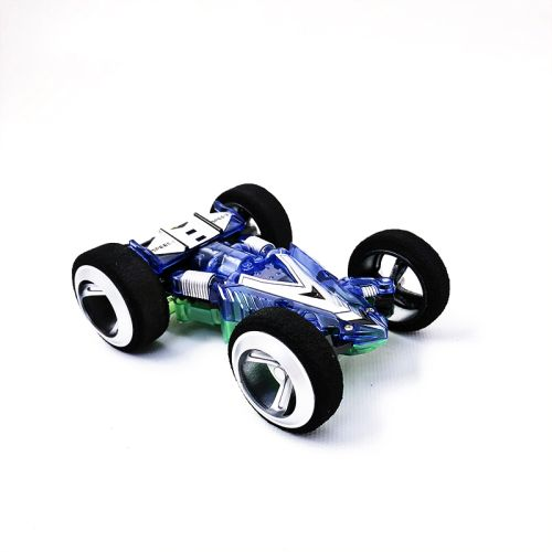 Double Sided R/C Sprint & Stunt Car With Stunt Ramp