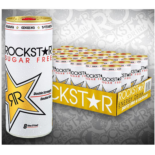 The Best Sugar Free Rockstar  Wallpapers