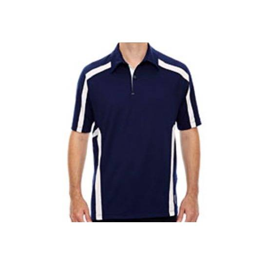 North End Men's Accelerate Cool Logic Moisture Wicking Performance Polo Shirt