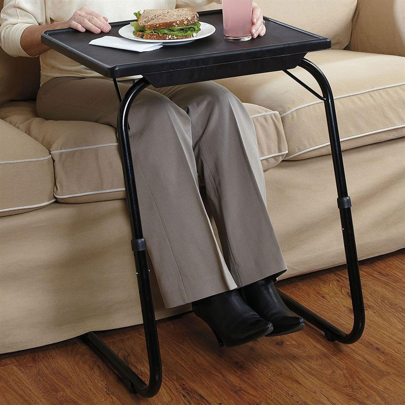 Deluxe Adjule Height Tilt Slide Under Table Top Tv