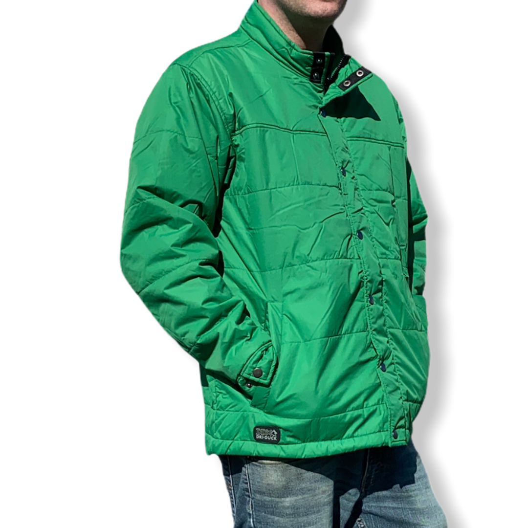 DRI Duck Men's Water Resistant Puffer Jackets