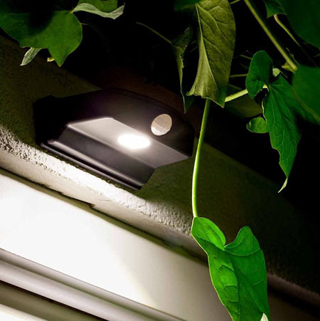 Sylvania Motion Sensor Doorway Security and Pathway LED Lights