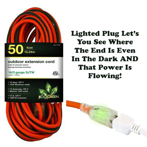 $9.99 (reg $40) 50 Foot LIGHTE...