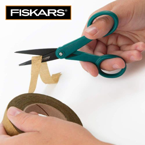 $3.49 (reg $15) Fiskars Non-Stick Scissors